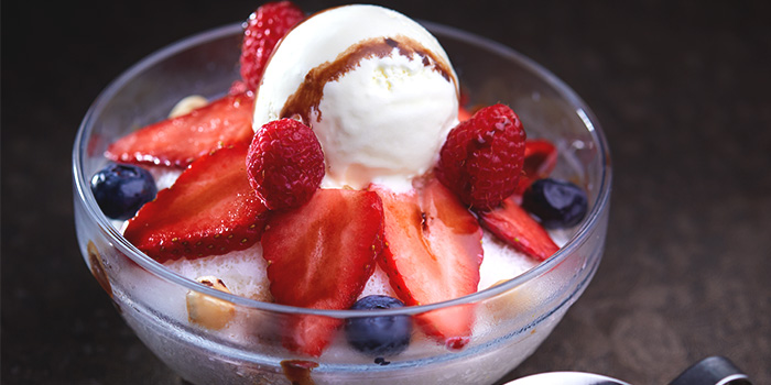 Mixed Berries Bingsu from Daegweol in Tanjong Pagar, Singapore