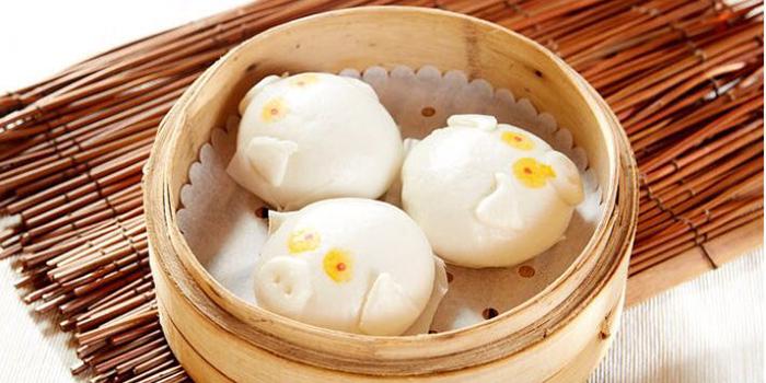 Creamy Custard Bun, Yue Xin Pot, Tsim Sha Tsui, Hong Kong