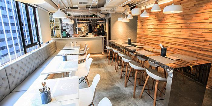Dining Area, Co-Dining Space, Tsim Sha Tsui, Hong Kong