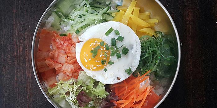 Egg Bibimbap, Edition, Central, Hong Kong