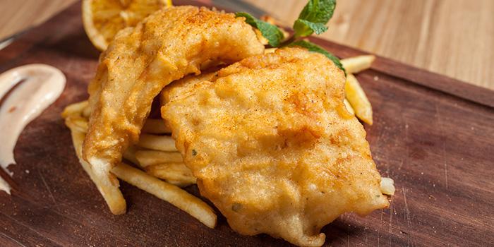 Fish and Chips, Cali-Mex, Stanley, Hong Kong