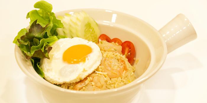 Fried Rice from Nami Restaurant in Karon, Phuket, Thailand