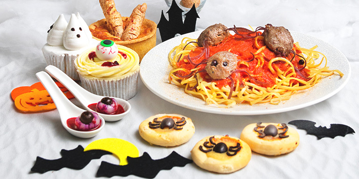 Halloween Specials (29 Oct) from The Marmalade Pantry (Downtown) in Oasia Hotel Downtown in Tanjong Pagar, Singapore