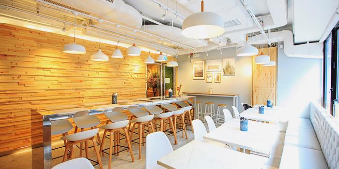 Interior, Co-Dining Space, Tsim Sha Tsui, Hong Kong