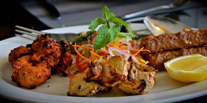 Kebab from Indian Essence Art at 6 Sukhumvit 22, Khlong teoi, Bangkok