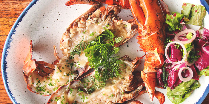 Lobster from Bayswater Kitchen at Marina at Keppel Bay, Singapore
