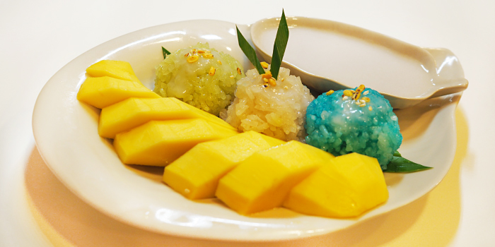 Mango Sticky Rice from Nami Restaurant in Karon, Phuket, Thailand