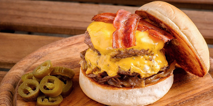 Monster Burger from Jamie