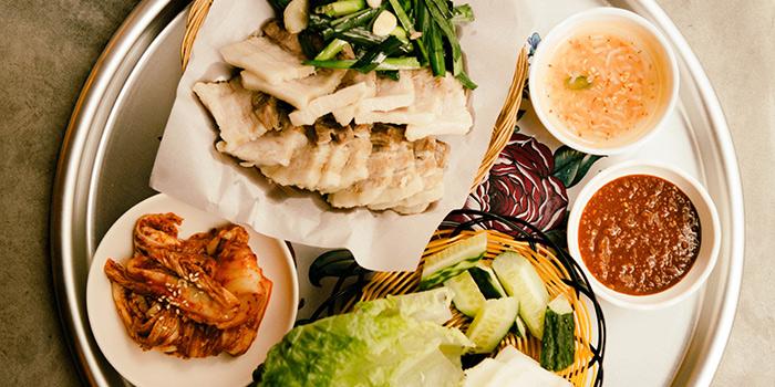 Pork Belly, SSAL BORI SSAL, Tsim Sha Tsui, Hong Kong