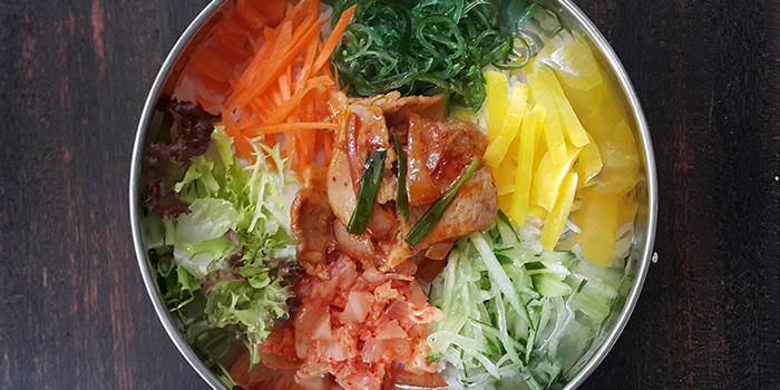 Pork Bibimbap, Edition, Central, Hong Kong