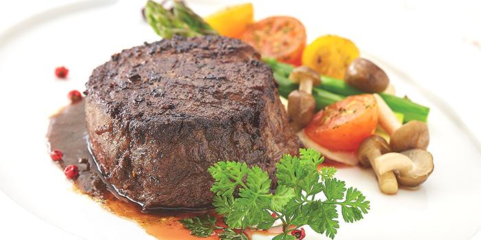 Black Pepper Beef Tenderloin from Royale at Mercure Singapore Bugis in Bugis, Singapore