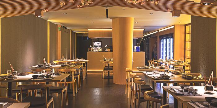 Dining Area of Sakurazaka in Bukit Timah, Singapore