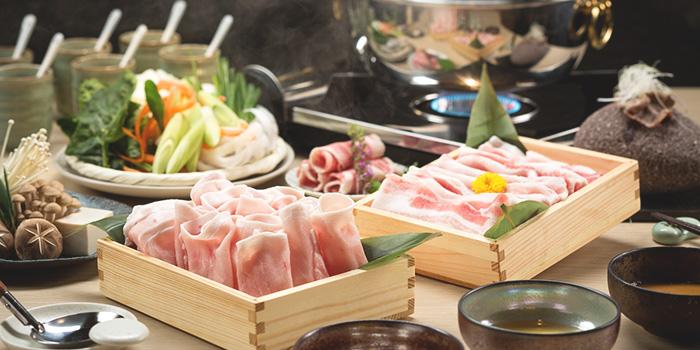 Food Spread from Sakurazaka in Bukit Timah, Singapore