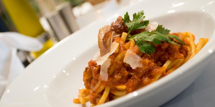 Spaghetti from Truffles Bar & Ristorante Soi Sainamthip, Sukhumvit 22, Bangkok