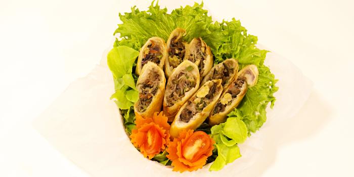Spring Rolls from Nami Restaurant in Karon, Phuket, Thailand
