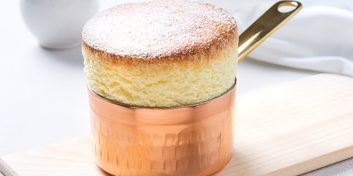 Souffle - Grand Marnier from Tablescape Restaurant & Bar at Grand Park City Hall in City Hall, Singapore