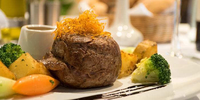 Tenderloin Steak from Truffles Bar & Ristorante Soi Sainamthip, Sukhumvit 22, Bangkok
