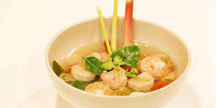 Tom Yum from Nami Restaurant in Karon, Phuket, Thailand