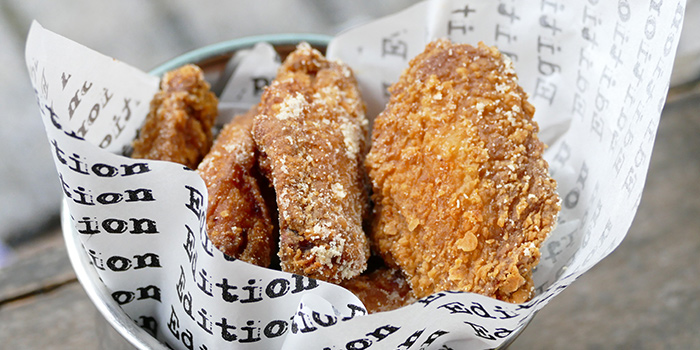 Truffle Wings, Edition, Central, Hong Kong