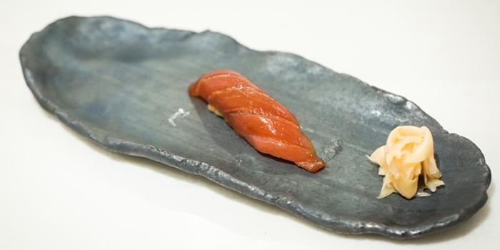 Tuna Sushi from Sushi Niwa at Soi Ruam Ruedi 2, Lumpini, Pathumwan, Bangkok