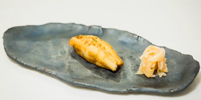 Unagi Sushi from Sushi Niwa at Soi Ruam Ruedi 2, Lumpini, Pathumwan, Bangkok