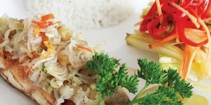 Dish 1 at Beranda Kitchen Jakarta