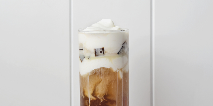 Waterfall Ice Coffee at Benedict Grand Indonesia