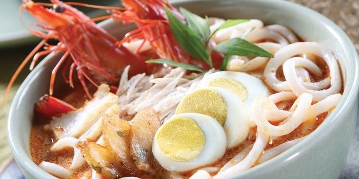 Dish 1 at Penang Bistro Oakwood