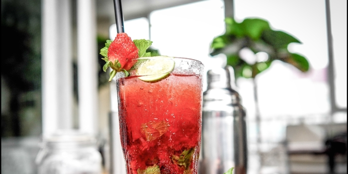 Beverages 1 at The Edge Kemang Icon