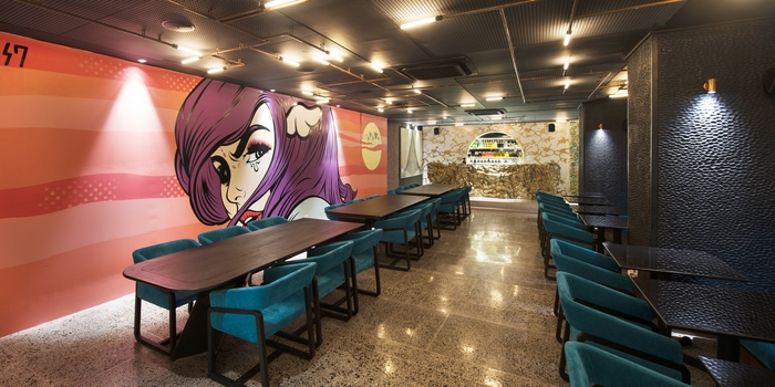 Interior 1 at AYA Street Seminyak