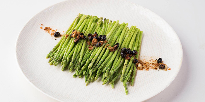 Asparagus from The Quarters in Tanjong Pagar, Singapore