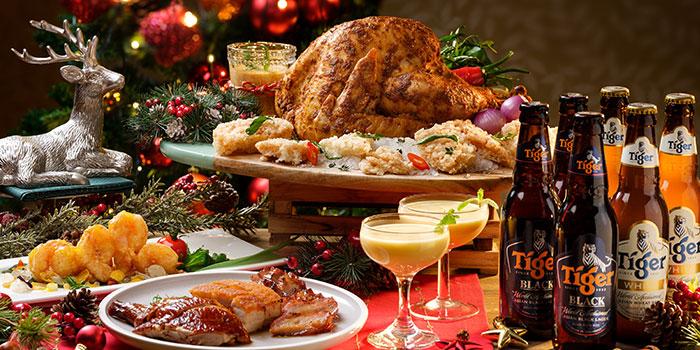 Shiok Christmas Package (1-30 Dec) from Atrium Restaurant in Holiday Inn Singapore Atrium in Outram, Singapore