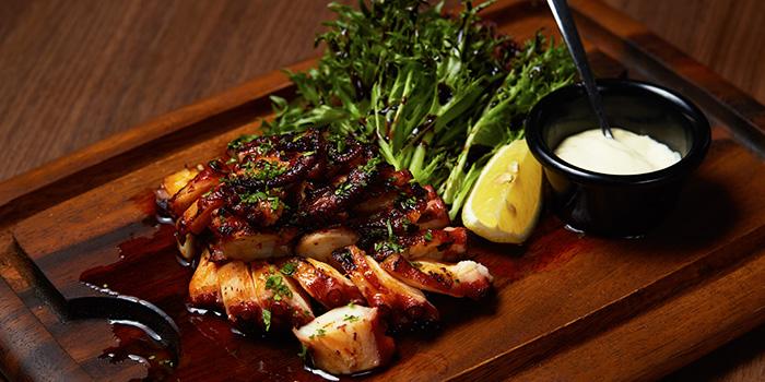 Grilled Octopus from 13% Gastro Wine @ Telok Ayer in Telok Ayer, Singapore