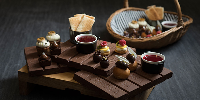 High Tea Spread from 1864 at Sofitel Singapore City Centre in Tanjong Pagar, Singapore
