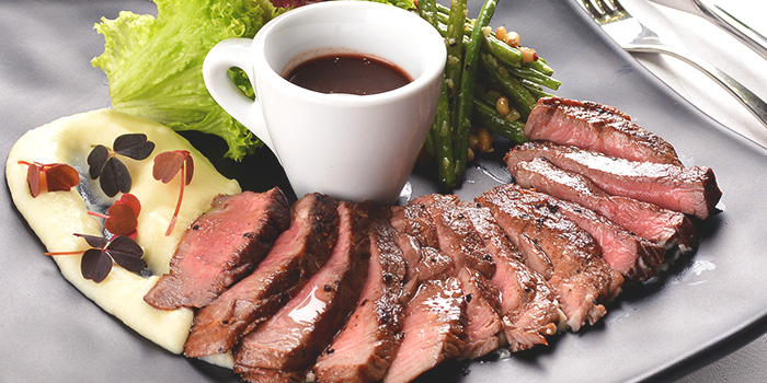 Beef from Amuse Dine & Bar in Outram, Singapore