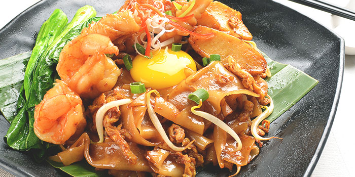 Kway Teow from A*MUSE Zichar + Bistro Concept in Outram, Singapore