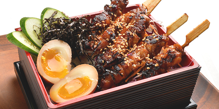 Terriyaki from Amuse Dine & Bar in Outram, Singapore
