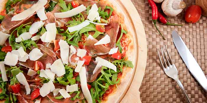 Cold Cut Pizza from Al Borgo @ Namly in Bukit Timah, Singapore