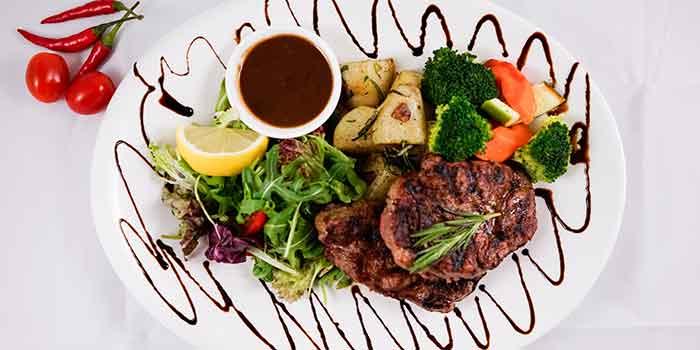 Steak from Al Borgo @ Namly in Bukit Timah, Singapore