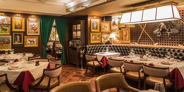 Interior, Buenos Aires Polo Club, Central, Hong Kong