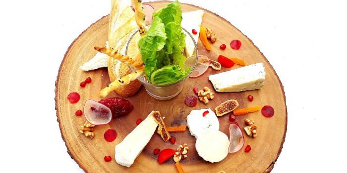 Cheese Platter from Zen Eat Phuket in Rawai, Phuket, Thailand.