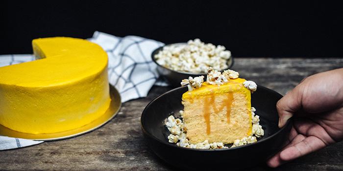 Gula Melaka & Popcorn Cremeux from CreatureS in Jalan Besar, Singapore