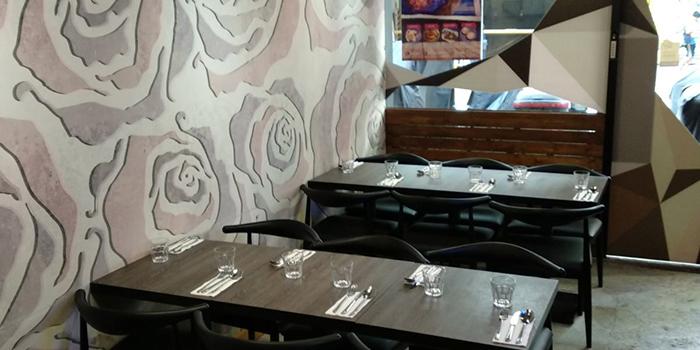 Dining Area, JC Room, Mong Kok, Hong Kong