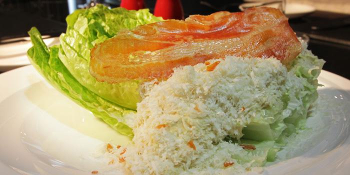 District Caesar Salad from Marriott Hotel, Sukhumvit Soi 57, Wattana, Bangkok