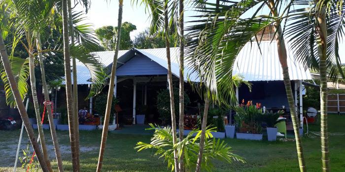 Exterior of Zen Eat Phuket in Rawai, Phuket, Thailand.