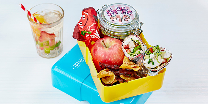 Five A Day Picnic Box from Jamie
