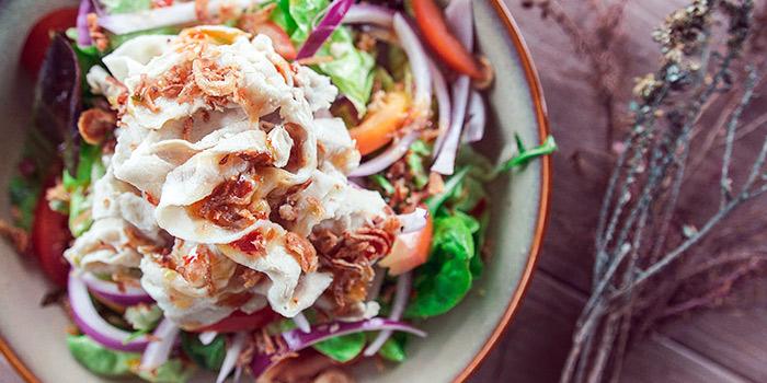 Thai Pork Salad from GRUB in Ang Mo Kio, Singapore