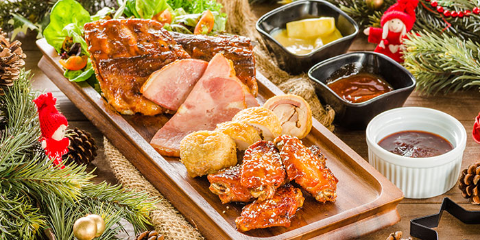 Christmas Meat Platter (21 Nov to 31 Dec) from GRUB in Ang Mo Kio, Singapore