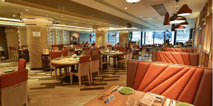Interior, Wong Chun Chun Thai Restaurant, Jordan, Hong Kong