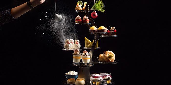 Festive Tea Spread (27 Nov to 1 Jan) from Lobby Lounge in Conrad Centennial Hotel in Promenade, Singapore